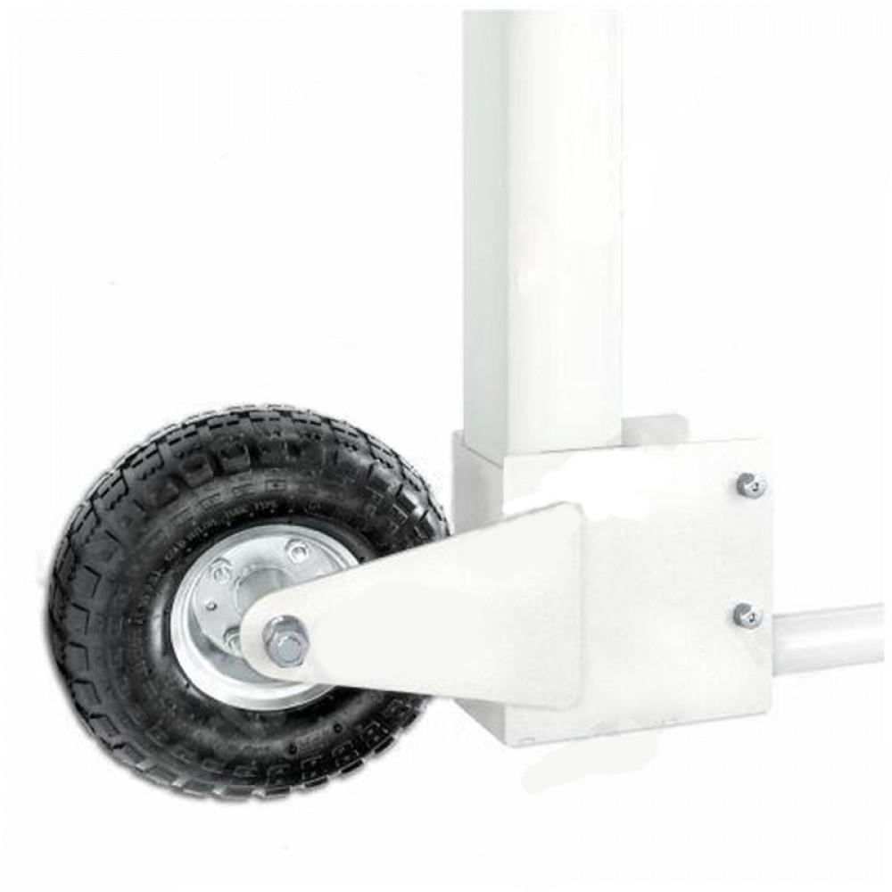 Комплект транспортировочных колес (2 шт) для ворот из профиля 100х120 и 80х80