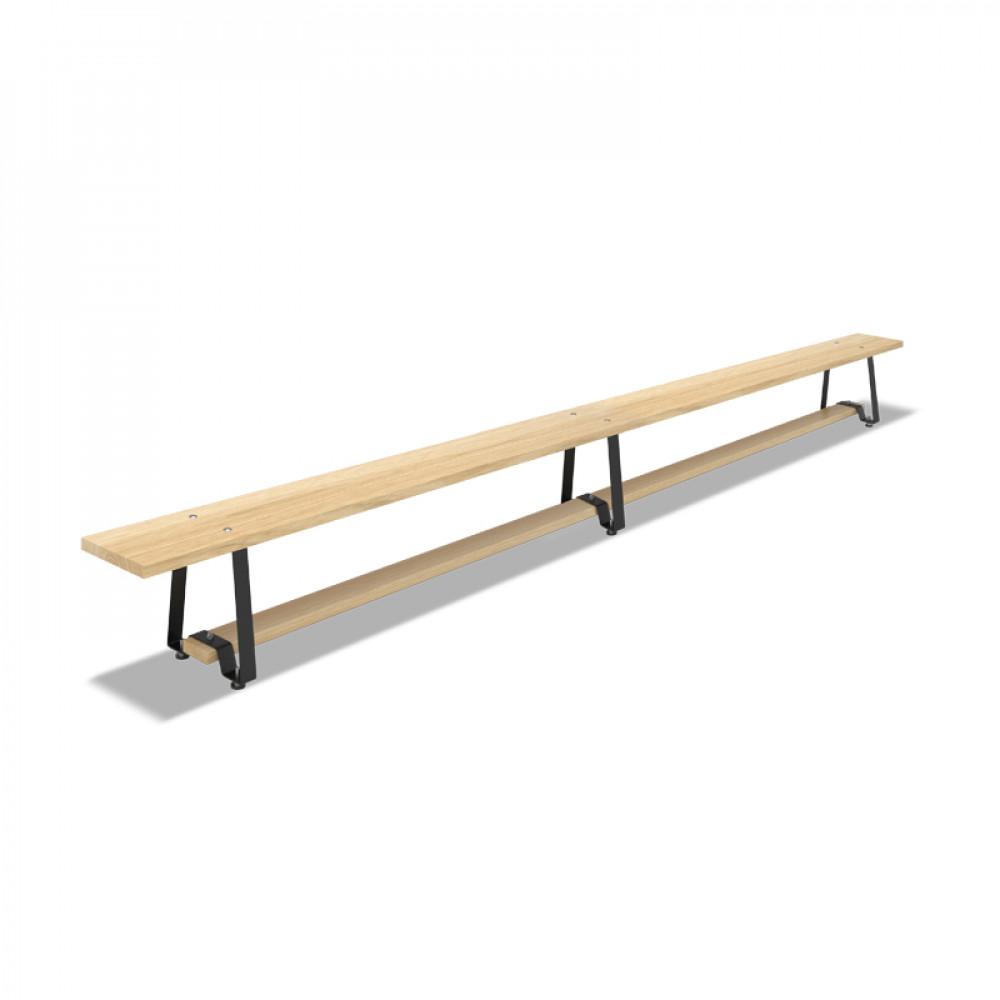 Скамейка гимнастическая Euro-2500 РО