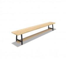 Скамейка гимнастическая Euro-1500