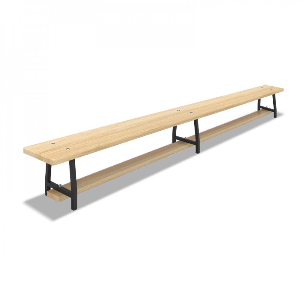 Скамейка гимнастическая Euro-2500