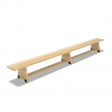 Скамейка гимнастическая SuperEuro-2500