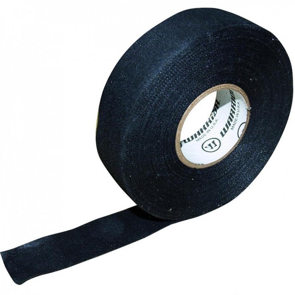 Лента хоккейная WARRIOR, арт.HT2450-BLK, ширина 24мм, длина 50м, черная