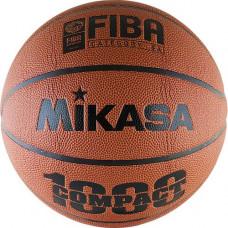 """Мяч баск. """"MIKASA BQC1000"""" р.6, композ.синт.кожа (микрофибра),FIBA Appr,нейл.корд,бут.кам,кор-ор-ч"""