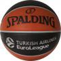 "Мяч баск. ""SPALDING TF-1000 Legacy Euroleague Offical Ball"" р.7, арт.84-004Z, ZK-композит, корич-чер"