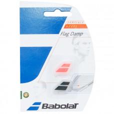 Виброгаситель BABOLAT Flag Damp, арт.700032-189, черно-флуорисцентный