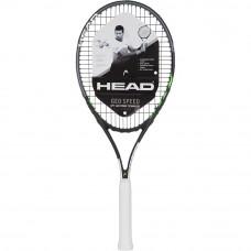Ракетка б/т HEAD Geo Speed Gr3, арт.232209, для любителей, алюминий, со струнами, черно-белый