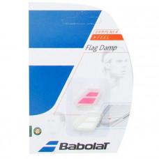 Виброгаситель BABOLAT Flag Damp, арт.700032-184, бело-розовый
