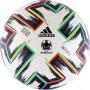 "Мяч футб. ""ADIDAS EURO2020 Uniforia OMB""арт.FH7362,р.5, 6п, ПУ, EURO`20,FIFA PRO,термос, бел-чер-роз"