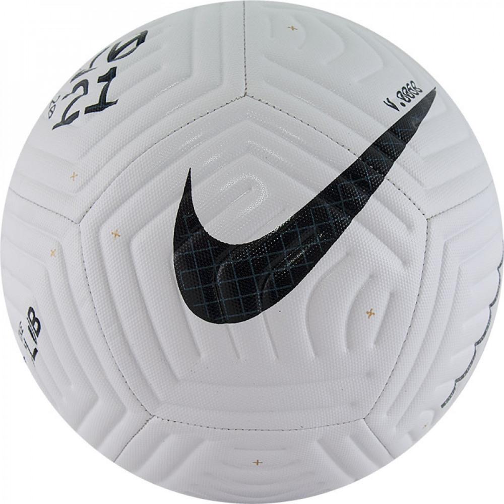 """Мяч футб. """"NIKE Club"""" арт.CN5448-100, р.5, 12п, FIFA Quality, ТПУ, маш.сш, бело-черный"""