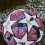 """Мяч футб. """"ADIDAS Finale 20 ISTANBUL PRO"""" арт.FH7343,р.5, 32п, FIFA PRO, ПУ, термосш, мультиколор"""