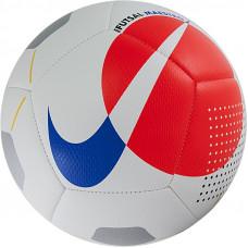 "Мяч футзал. ""NIKE Maestro"" арт.SC3974-101, р.4,12пан, мат.ТПУ,маш.сш,бут.кам, бело-красно-синий"