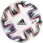 """Мяч футзал. """"ADIDAS EURO`20 Uniforia Sala PRO"""",арт.FH7350, FIFA Pro, р.4,18п,ПУ,руч.сш, мультиколор"""