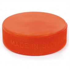 """Шайба хоккейная """"VEGUM"""", арт. 271 3113, тренировочная, утяжеленная, вес 280 г, оранжевая"""