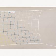 """Сетка вол. """"KV.REZAC"""" любит., арт.15935004, желт.-кр.-голуб., 9.5х1м, нить 2мм ПП"""