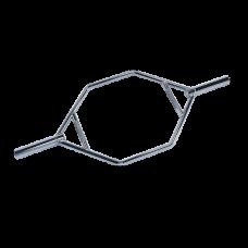 Гриф для становой тяги (широкий параллельный хват)