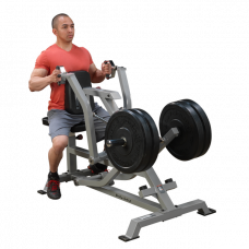 Тяга с упором в грудь Body-Solid LVSR на свободном весе