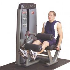 Двухпозиционный тренажер сгибание-разгибание ног сидя  Body-Solid DLEC-SF