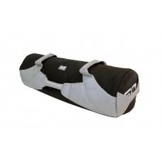 Сэндбэг (нагрузка до 50 кг) черно-серый