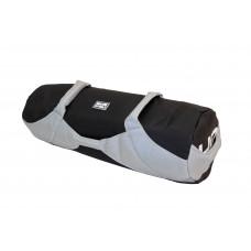 Сэндбэг (нагрузка до 40 кг) черно-серый
