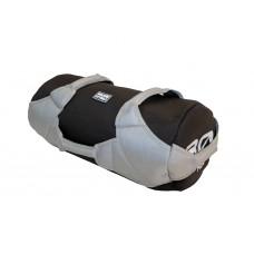 Сэндбэг (нагрузка до 30 кг) черно-серый