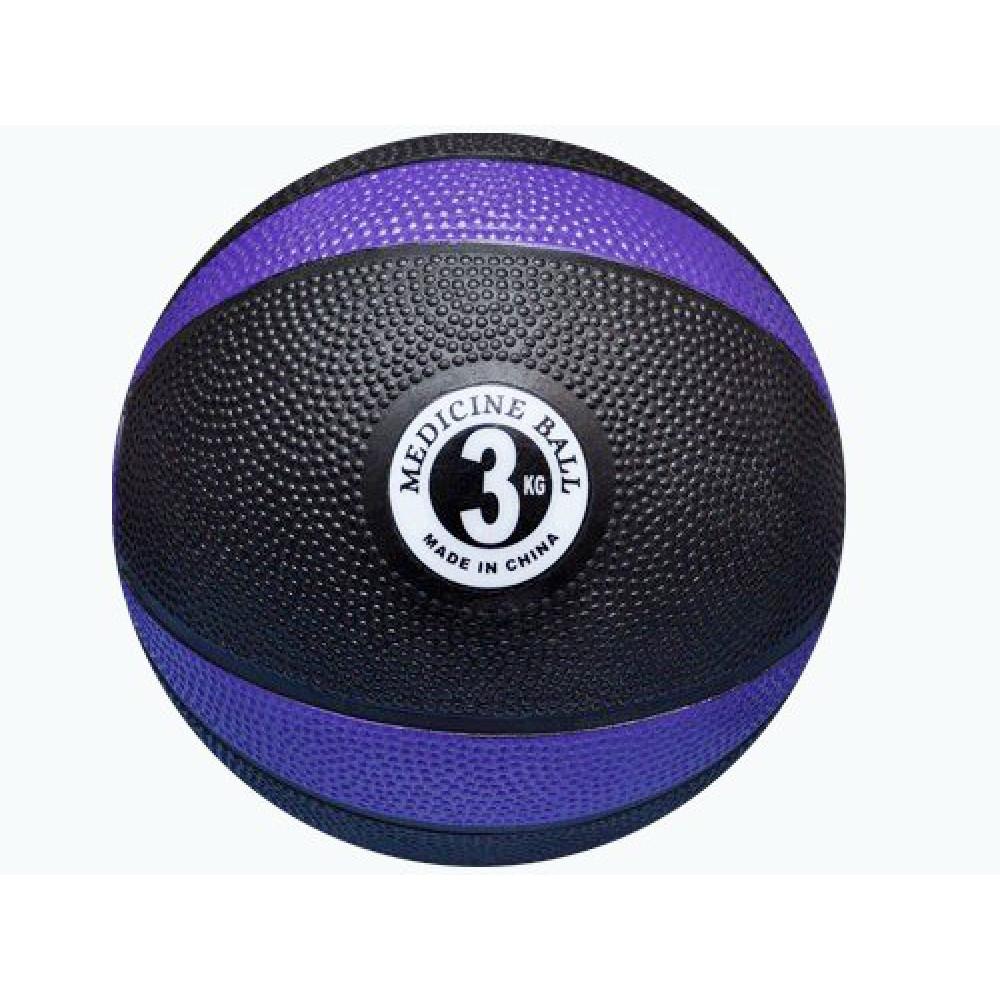 Мяч для атлетических упражнений (медбол) 3 кг