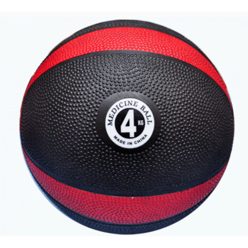 Мяч для атлетических упражнений (медбол) 4 кг