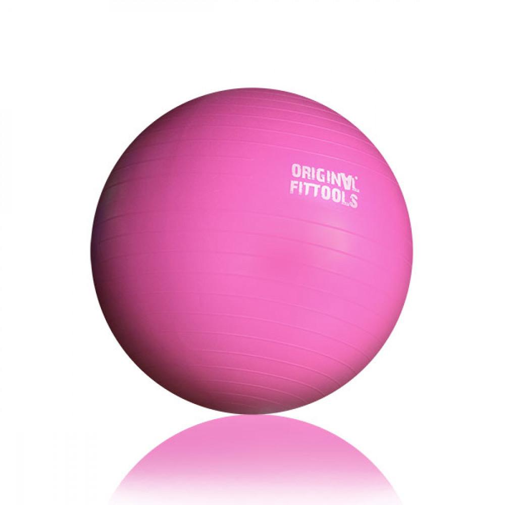 Мяч для фитнеса 55см FT-GBR-55