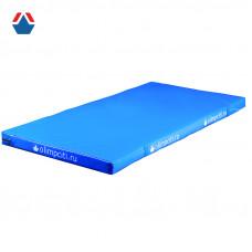 Мат гимнастический малый Velcro 1600х800х50мм (тент)