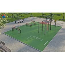 Площадка для сдачи спортивных норм №3