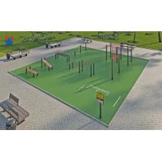 Площадка для сдачи спортивных норм №5
