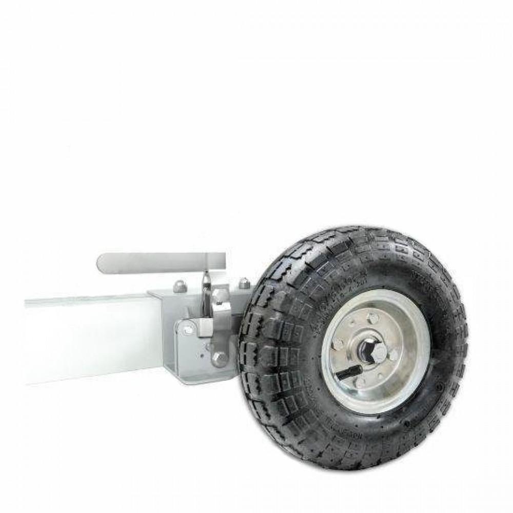 Колеса транспортировочные для свободностоящих ворот