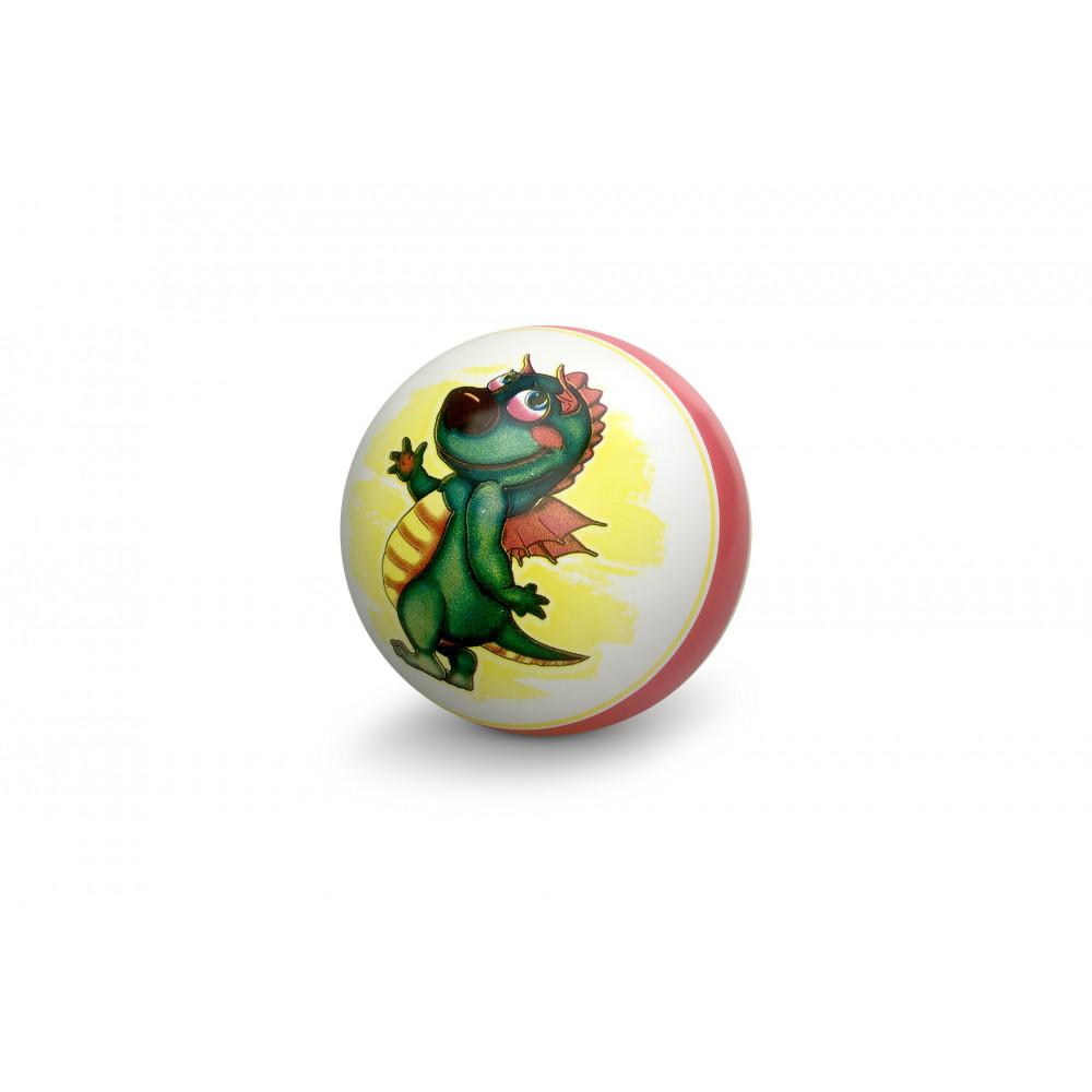 Мяч детский 150 мм. рисунок в ассортименте