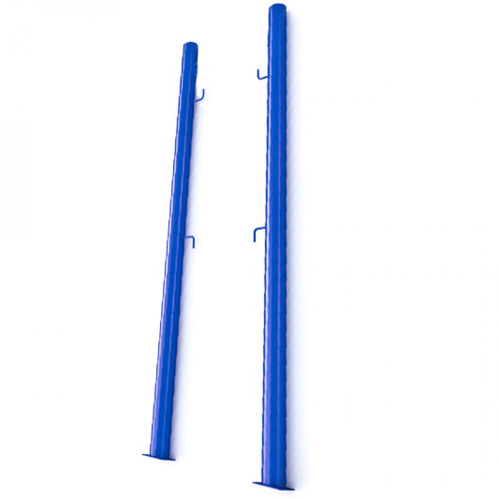 Стойки волейбольные стальные бетонируемые