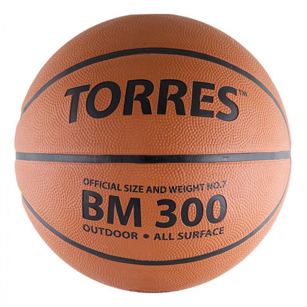 Мяч баскетбольный №7 Torres BM 300 школьный