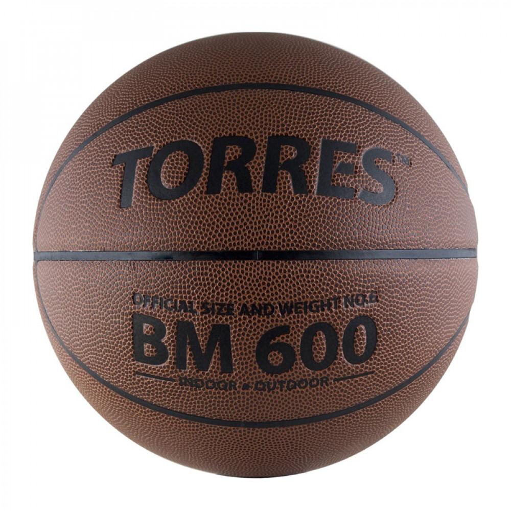Мяч баскетбольный №6 Torres BM 600
