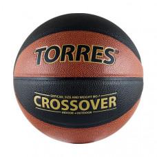 Мяч баскетбольный TORRES Crossover B30097 р.7