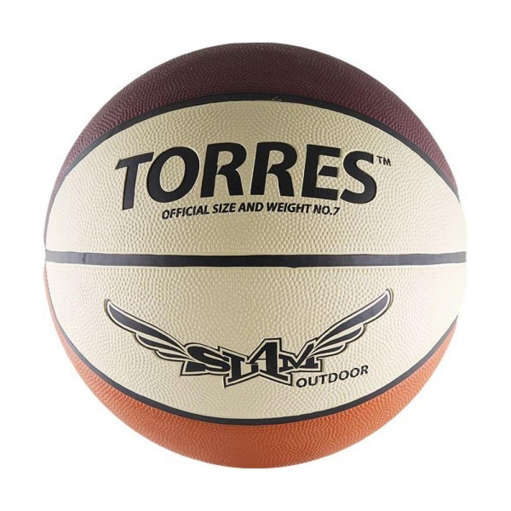 Мяч баскетбольный №7 TORRES Slam