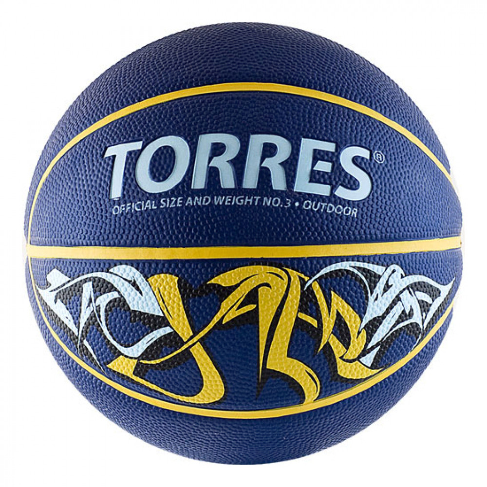 Мяч баскетбольный №3 Torres Jam детский