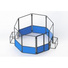 Компактная футбольная коробка