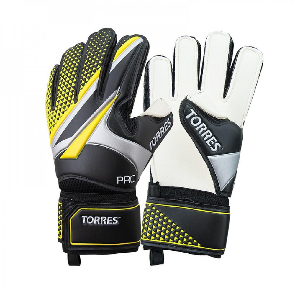 Профессиональные вратарские перчатки TORRES Pro