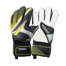 """Перчатки вратарские """"TORRES Pro"""" Размер: 8"""
