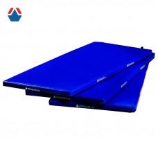 Мат гимнастический школьный Velcro 2000x1000x100мм (тент сертификат Г1)