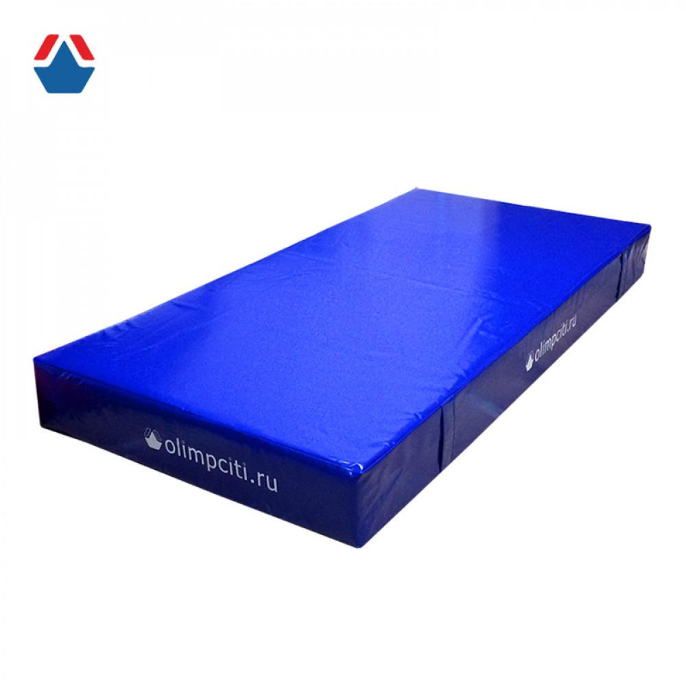 Мат для соскоков Velcro 2000x1000x200мм (вин.кожа)