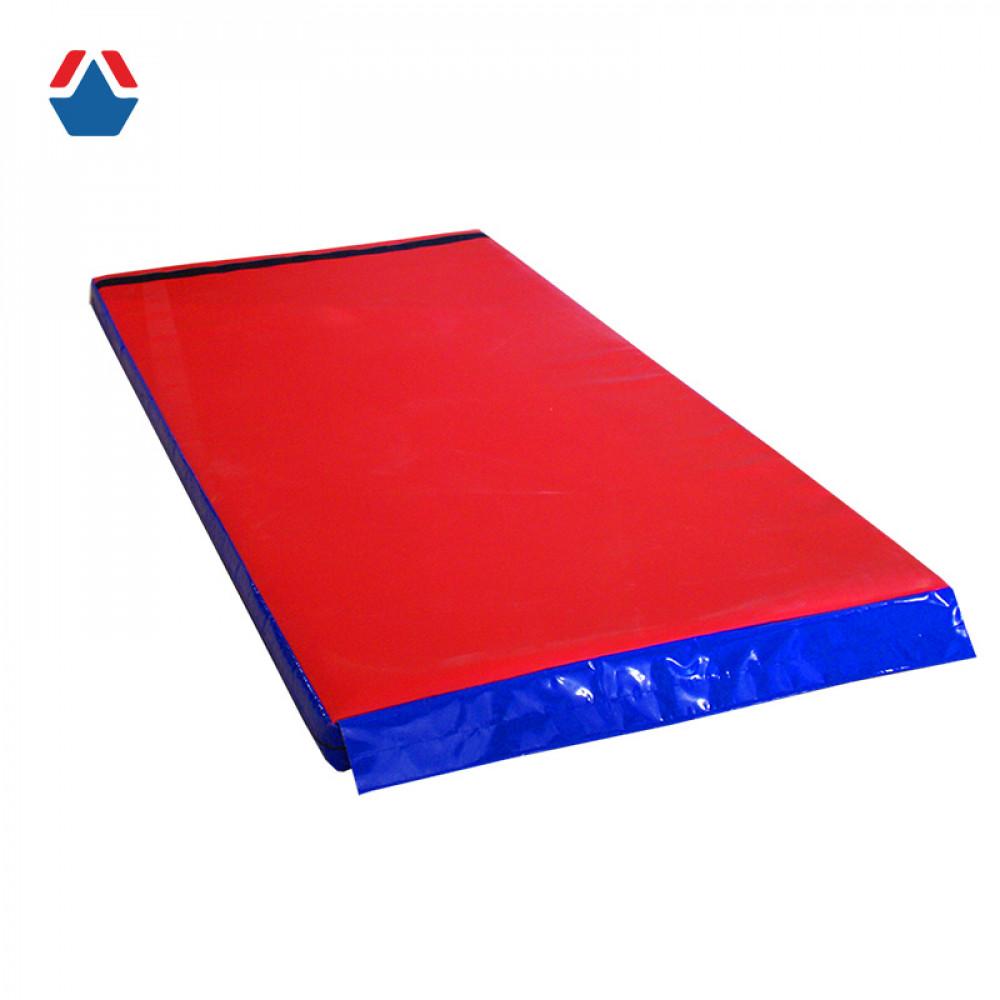 Мат гимнастический школьный Velcro 2000x1000x100мм (тент) АС