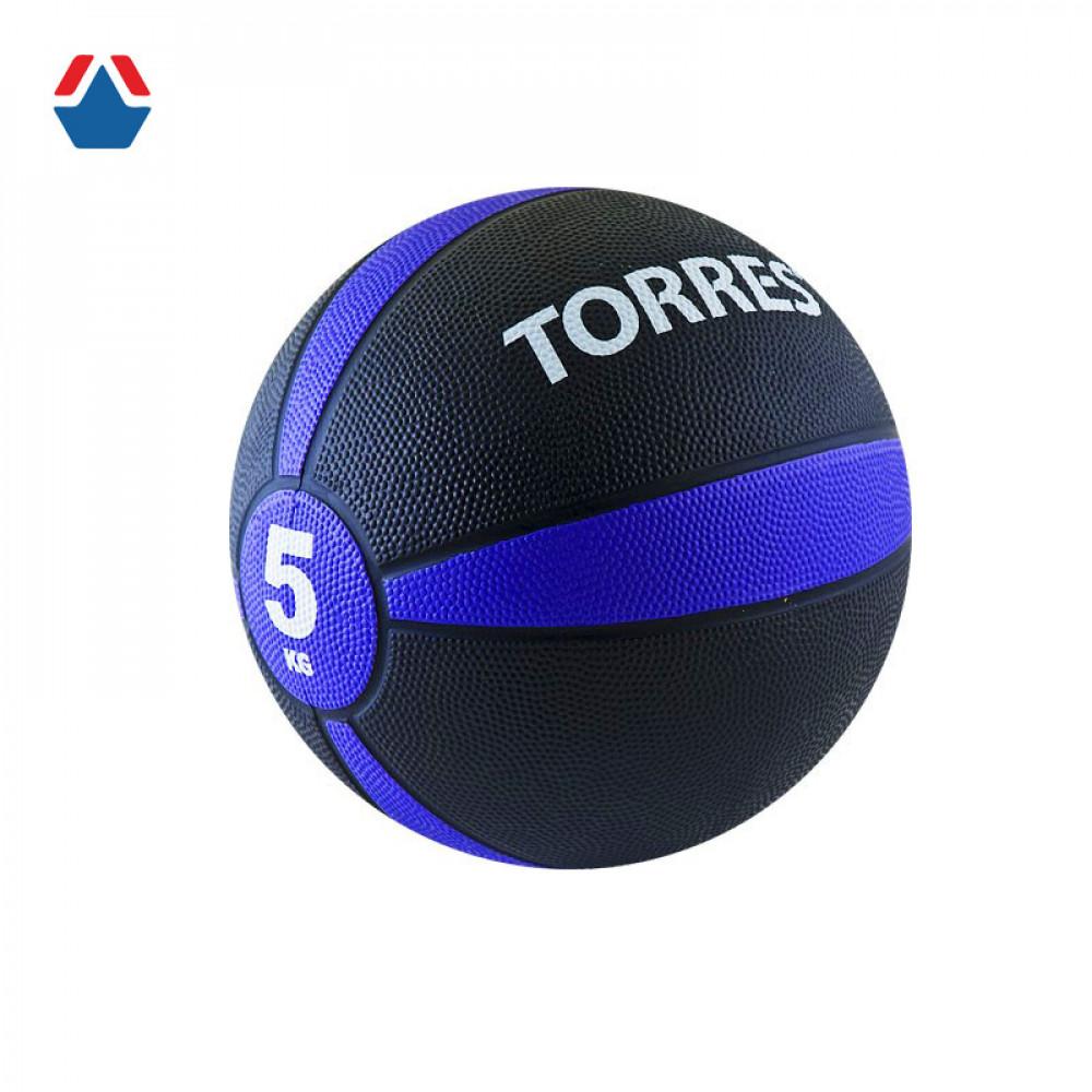 Медбол TORRES 5кг