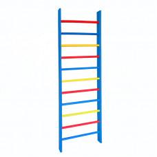 Стенка гимнастическая ЦВЕТНАЯ-2400