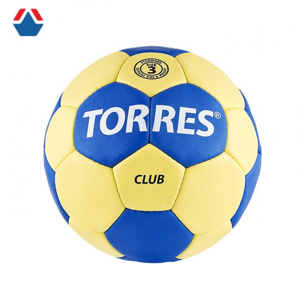 Мяч гандбольный №3 TORRES Club