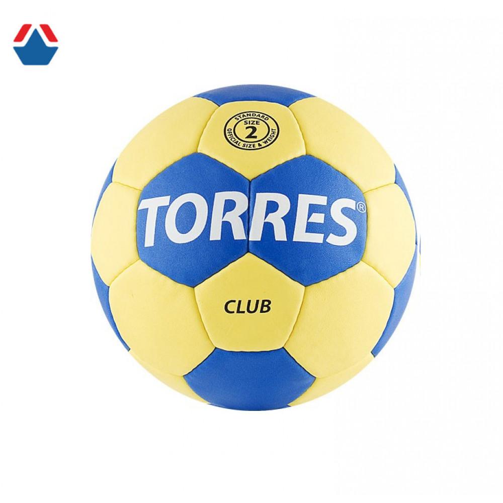 Мяч гандбольный №2 TORRES Club