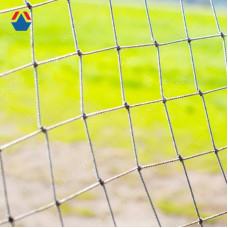 Сетка для Мини-футбола/гандбола  3х2х1х1 м яч. 40х40 мм Ø 3,5