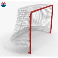 Ворота хоккейные профессиональные (комплект 2 шт.)+ПРОТЕКТОР ГАШЕНИЯ НА ВОРОТА